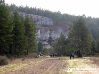 Cañón del Río Lobos - Senderismo Cañón del Río Lobos - rutas senderismo; grupos de montaña ma